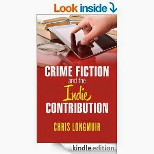 Bookaholic: Crime Fiction and the Indie Contribution by Chris Longmuir - Fab review on the Bookaholic book review site. Click to read it.