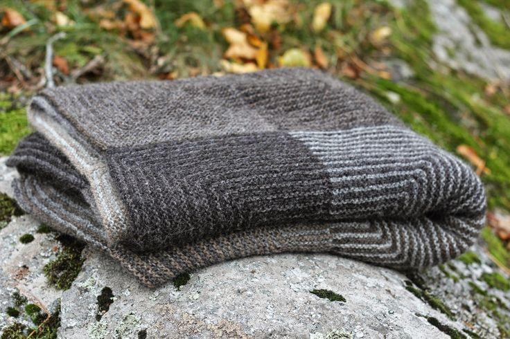 Viffla: En stor och ljuvlig filt Pattern also in English and Spanish