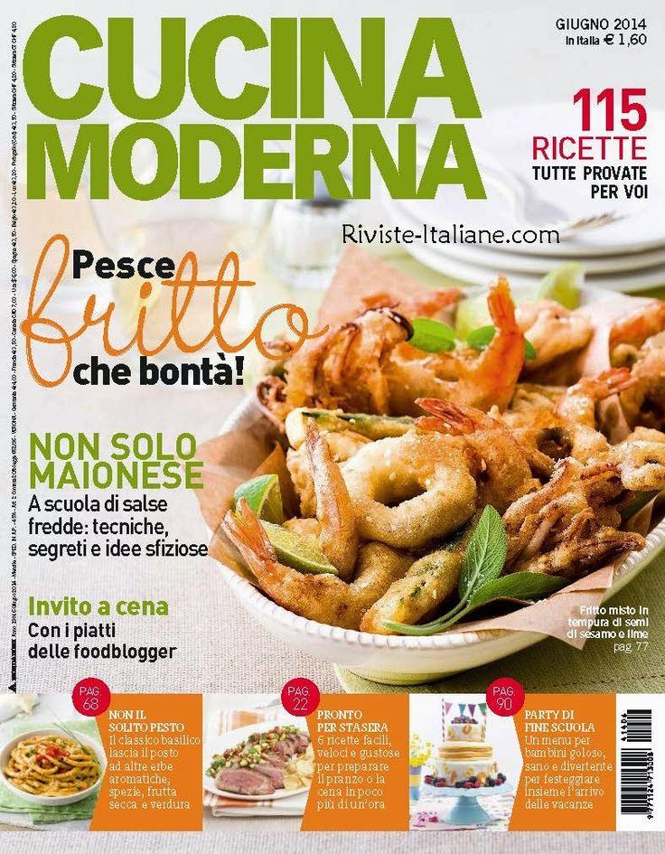 Cucina Moderna N°6 - Giugno 2014 - Riviste-Italiane