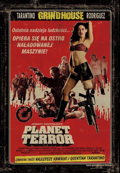 Grindhouse: Planet Terror / Planet Terror