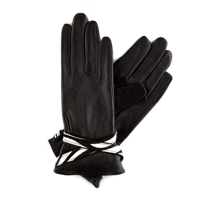 Rękawiczki damskie 39-6-274-1