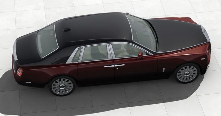 Build Your Own Phantom With Rolls Royce's New Configurator #Configurator #Rolls_Royce