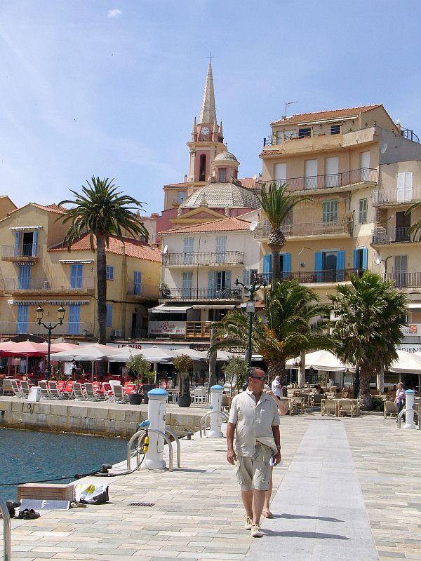 Calvi, Corsica Corse French Island