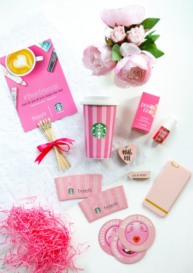Freebie Alert! Benefit x Starbucks Team Up This Month