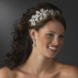Bridal headpiece Fadita - Georgia Dristila Accs