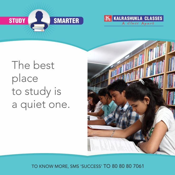 Success at the entrances demands long hours of concentrated study. Kalrashukla centres are designed to provide students with a peaceful ambience. #StudySmarter #IITJEE #EngineeringEntrances #NEET #MedicalEntrances #StudyTimetable #Mumbai #Pune #Kanpur www.Kalrashukla.com