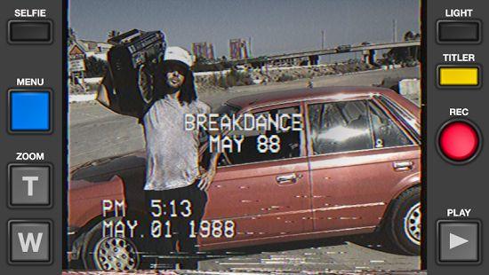 VHS Camcorder – miniaturka zrzutu ekranu