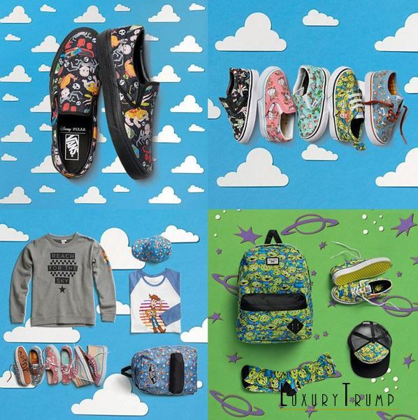 Sheriff Woody Agrees To Release Toy Story Vans Collection In Its Entirety Tomorrow