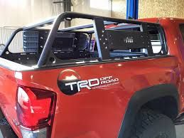 Image result for pickup truck cargo rack