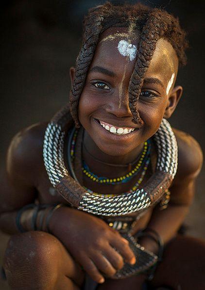 Children portrait - Africa