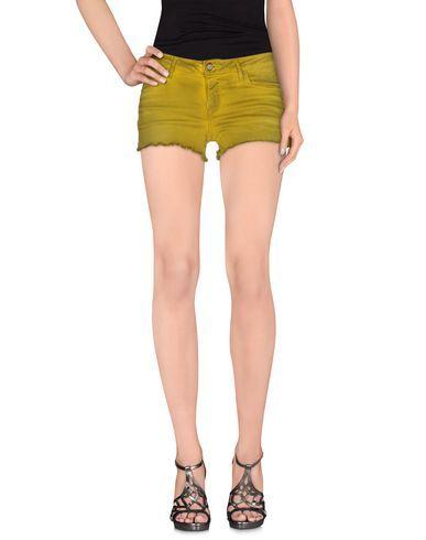 BLAUER Women's Denim shorts Ocher 28 jeans