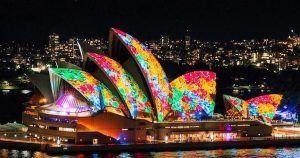 Vivid Sidney 2016: l'Ottava edizione del Festival di Luci più spettacolare al Mondo