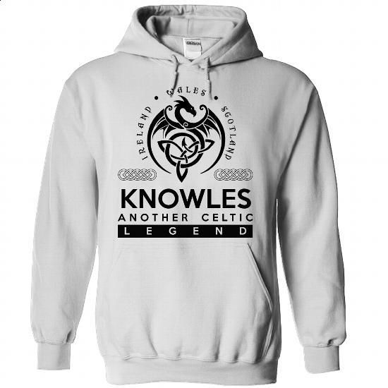 KNOWLES Celtic Tshirt - #customize hoodies #street clothing. CHECK PRICE => https://www.sunfrog.com/Names/KNOWLES-Celtic-Tshirt-5622-White-21366555-Hoodie.html?60505