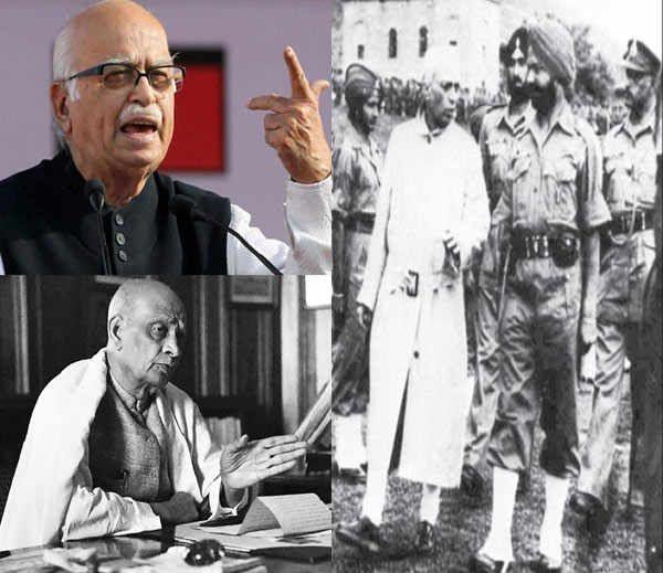 નેહરુ કાશ્મીરમાં લશ્કર મોકલવા નહોતા ઈચ્છતા: અડવાણીનો ઘટસ્ફોટ read more  http://www.divyabhaskar.co.in/article/NAT-nahreu-did-not-sent-to-army-in-kashmir-advani-4427164-PHO.html