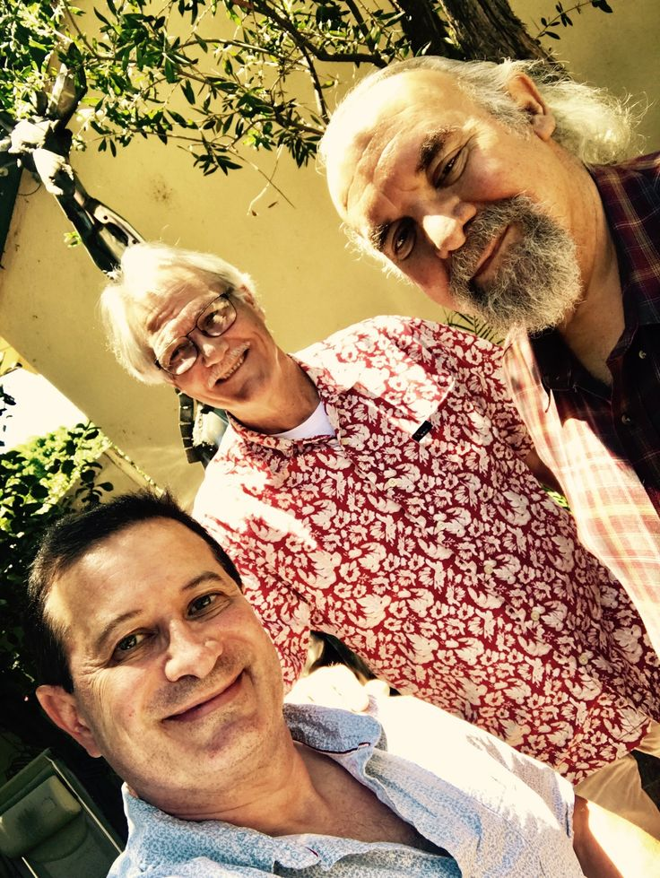 SOMETHING WICKED IS COMING YOUR WAY!!! Happy to announce a new dimension in Horror with my friends: Legendary directors Brian Yuzna and Stuart Gordon!  Together we are creating a new Anthology full of Thrills and Suspense! Be Afraid! Be very Afraid! LoL!! Brian Yuzna: https://en.wikipedia.org/wiki/Brian_Yuzna Start Gordon: https://en.wikipedia.org/wiki/Stuart_Gordon