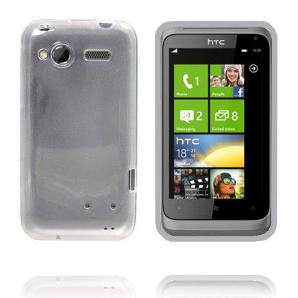 TPU Shell Transparent (Klar) HTC Radar Deksel