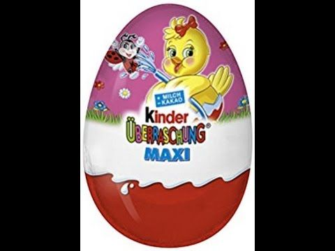 Kinder Lego Fan: Maxi Barbie Kinder Surprise Vajíčka Hračky Barbie ...