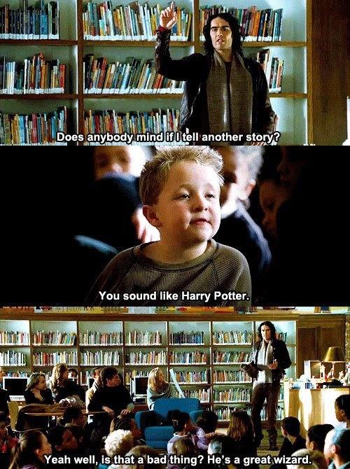 I love this movie! (Arthur)
