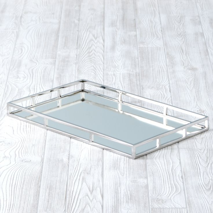 Decorative Mirror Tray Alluring Las 25 Mejores Ideas Sobre Mirrored Serving Tray En Pinterest 2018