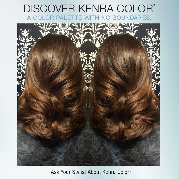 Beautiful Haircolor By Fel Jimenez Using Kenra Color 6bc