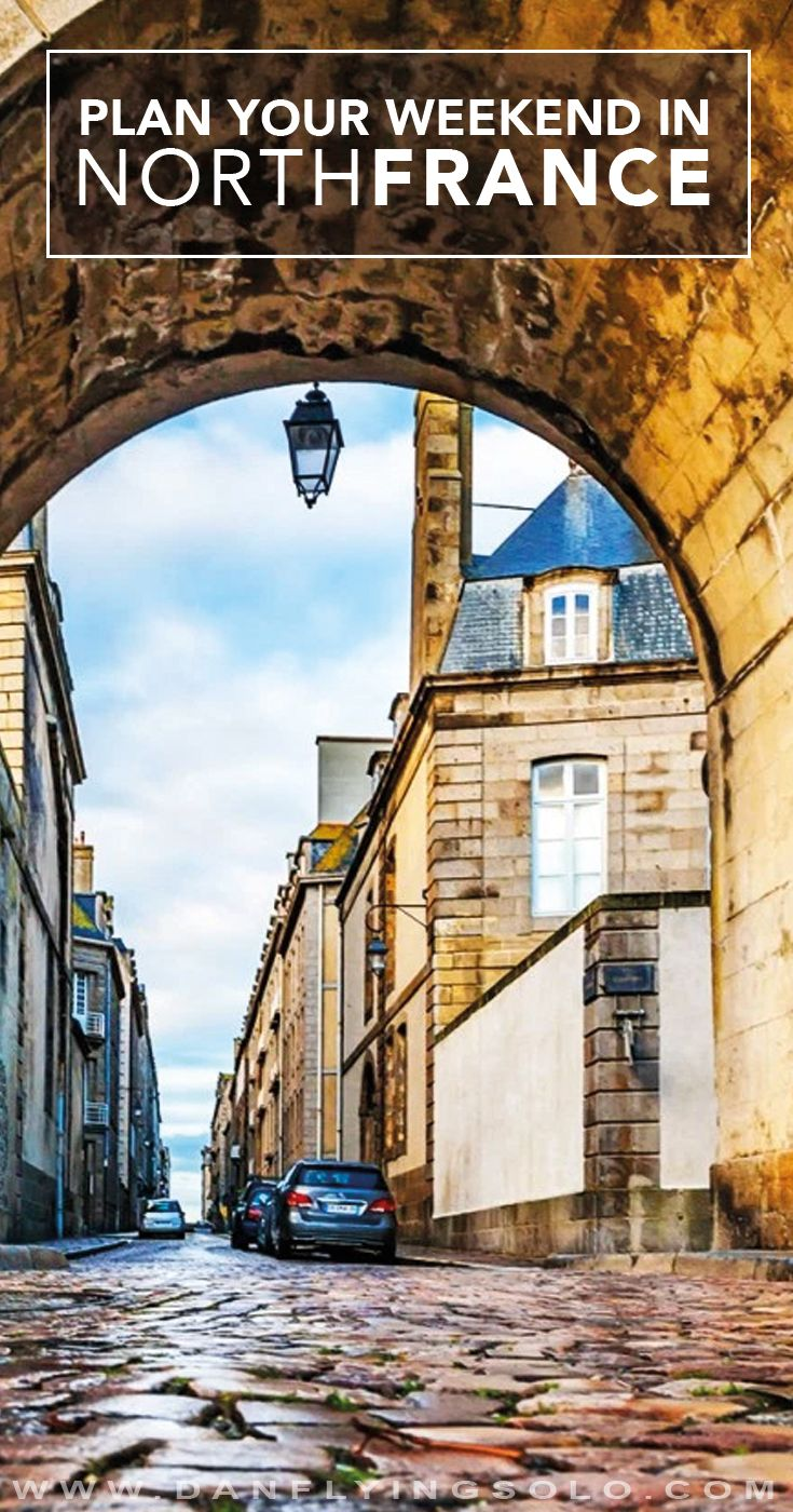Castles, cheese, crepes and character, Normandy and Brittany will spoil you. Heading to Northern France with Brittany Ferries is the ideal weekend escape.