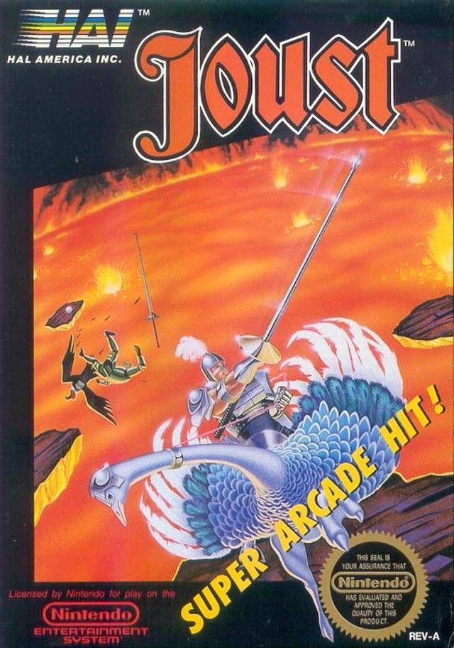 Joust for NES