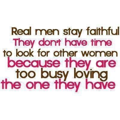 stay faithful in a relationship quotes