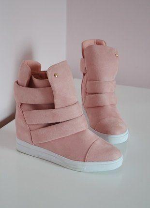 Kup mój przedmiot na #vintedpl http://www.vinted.pl/damskie-obuwie/botki/16972285-pastelowe-sneakresy-nowe-wiosna-tumblr