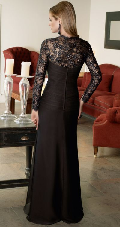 outstanding-Lace-Evening-Gowns-With-Sleeves.jpg 400×755 pixels