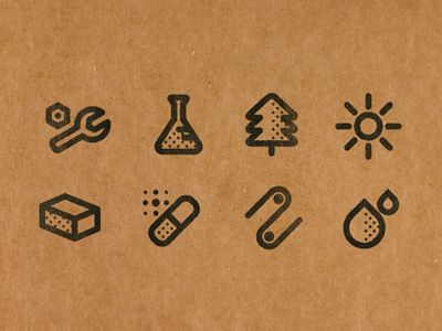 Dribbble - Iconography by Tom Creighton
