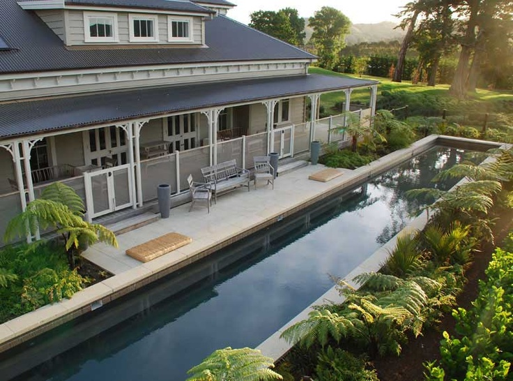 104 best nelson byrd woltz images on pinterest landscape for Swimming pool design new zealand