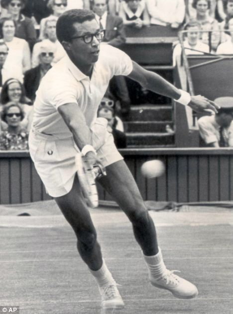 biography of arthur ashe and his career in athletics Robeson excelled in oratory and debate skills as well as athletics  points of his biography arthur's brother johnnie ashe  his career, ashe also.