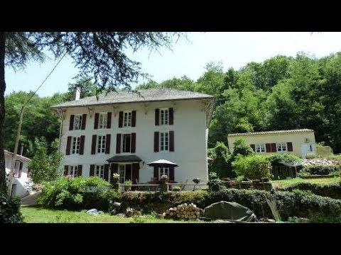 AB Real Estate France: #Carcassonne *** Priced to sell *** Historic mill complex, Languedoc Roussillon, Occitanie, South of France
