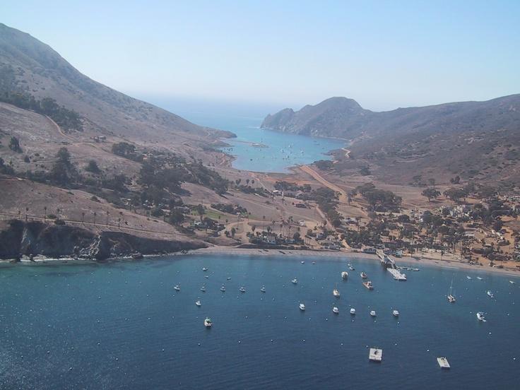 Two Harbors , Catalina Island