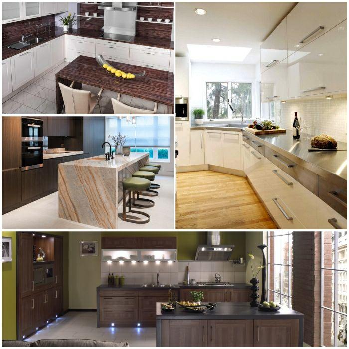 Küchengestaltung Moderne Küchenideen Küchenarbeitsplatten
