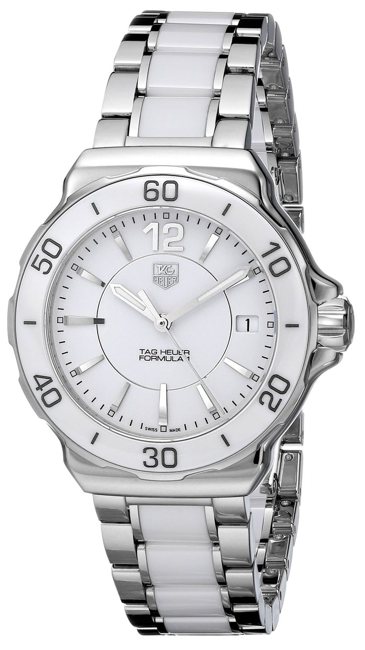 "TAG Heuer Women's WAH1211.BA0861 ""Formula One"" Stainless Steel Dress Watch"