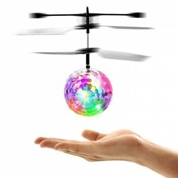 SHARE & Get it FREE | Induction Colorful Lamp Flash Flying Ball Helicopter Toy for KidsFor Fashion Lovers only:80,000+ Items·FREE SHIPPING Join Dresslily: Get YOUR $50 NOW!
