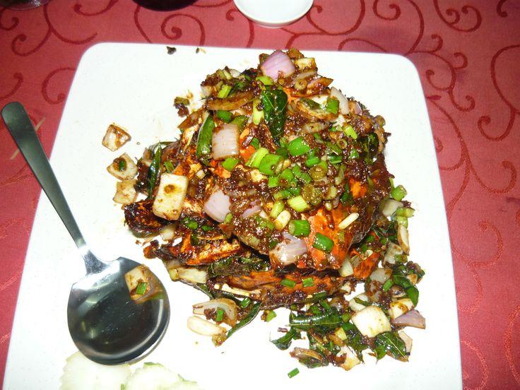 ... Restaurant Dining on Pinterest | Fried tilapia, Samba and Thai style