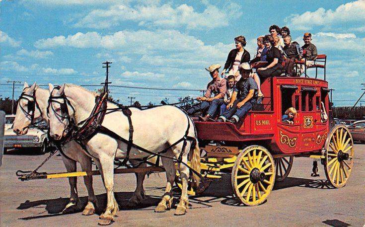 Bit of Old West Horse Carriage  Canandaigua Lake Roseland Park  PC | Roseland Park Playground Of Finger Lakes Canandaigua New York