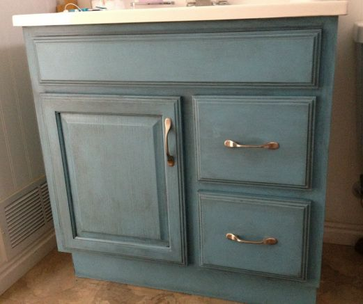 Dark Blue Chalk Paint Kitchen Cabinets: 64 Best Chalk Paint Images On Pinterest