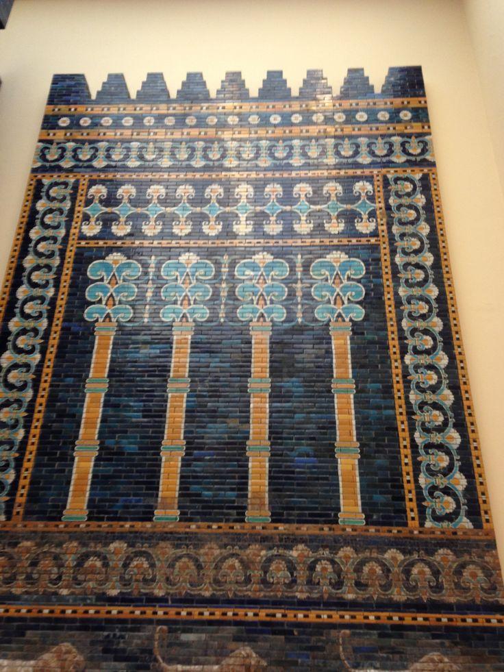 Pergamonmuséet Babylon