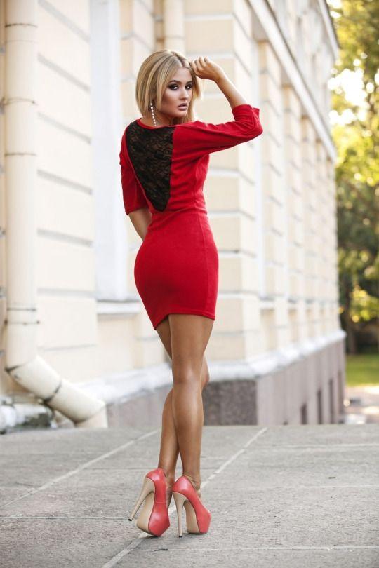 women skirts high heels - photo #18