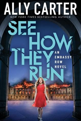 See How They Run by Ally Carter // Book Reviews