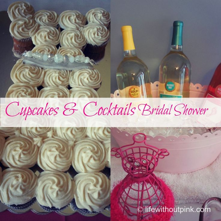 country style wedding shower ideas%0A Christine  this is a cute idea to go with our cupcake cake idea  cupcakes  and cocktails bridal shower