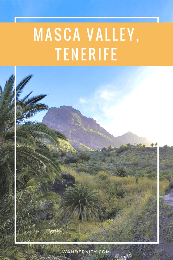 Masca village is located in Tenerife, Canary Islands. Masca gorge hike is breathtaking. You must walk through moon-like lava valleys a from the Masca village to the Atlantic ocean. The hike is an unforgettable experience of the wild nature in the Macizo de Teno mountains.