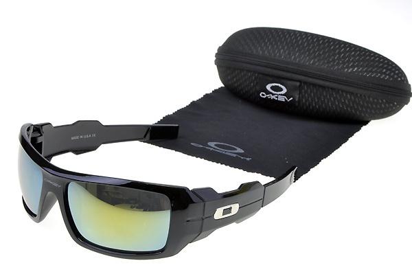 Oculos Oakley Masculino Grau   Louisiana Bucket Brigade 8eedefdd34