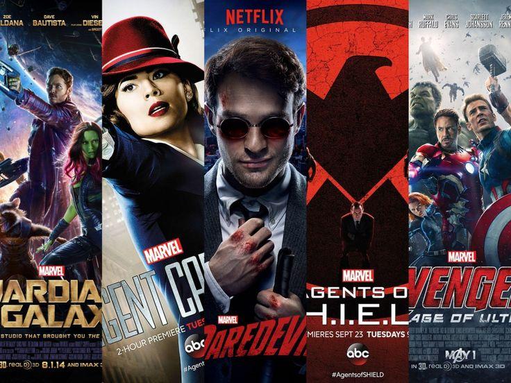 Il y a dix jours, nous vous proposions un ordre de visionnage de l'univers cinématographique X-Men. Aujourd'hui, l'ordre que nous vous proposons est beaucoup plus complexe, étant donné qu'il s'agit de l'Univers cinématographique Marvel et que celui-ci ne comporte pas que des films mais aussi des courts-métrages appelés One-Shots et des séries. Voici l'ordre que nous vous proposons pour tout ce qui est sorti jusqu'à présent, c'est-à-dire 11 films, 5 One-Shots, 2 séries TV et une série…