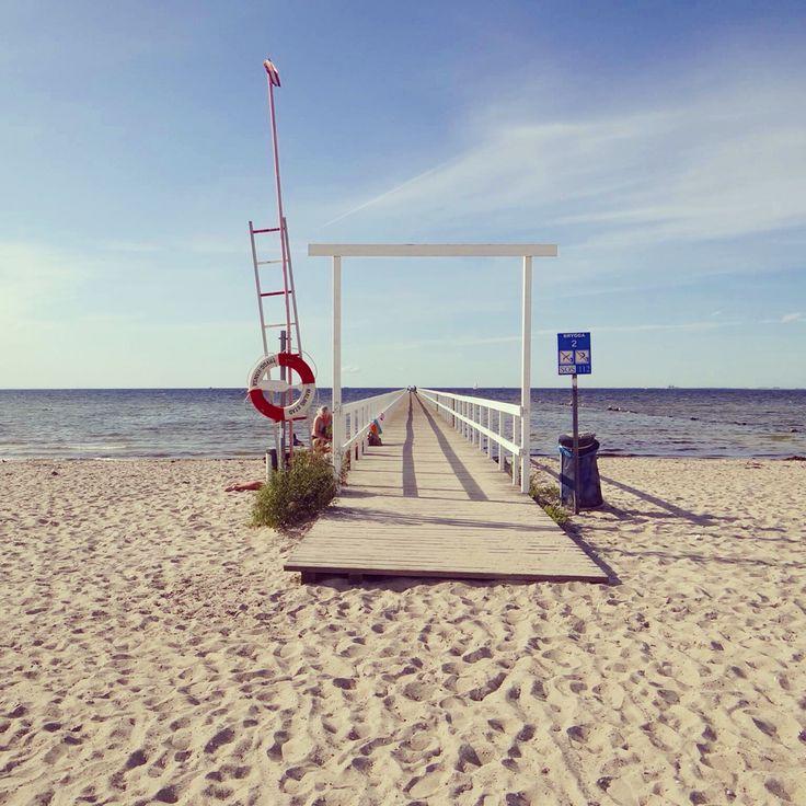 Ribersborgsstranden -Malmö
