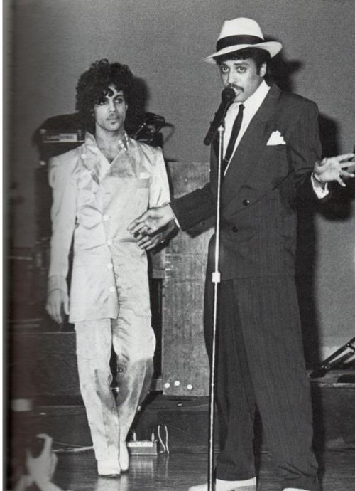Morris Day / Prince Rogers Nelson back in the day!: