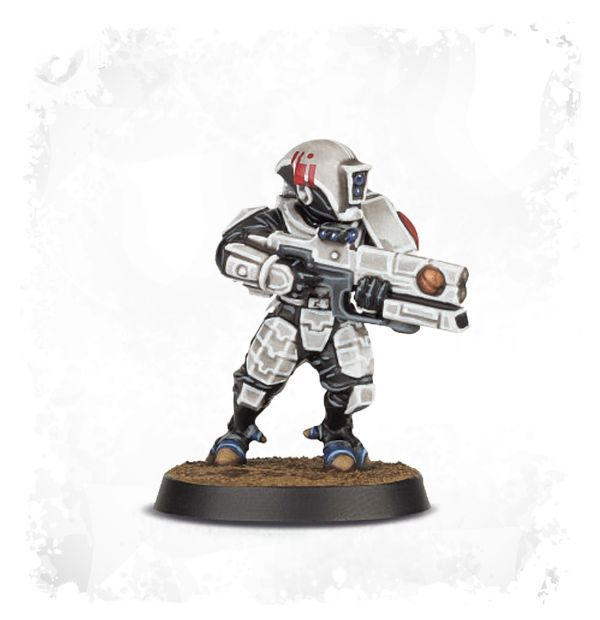 Citadel Paints: Tau Empire